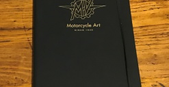 MV Agusta Notebook