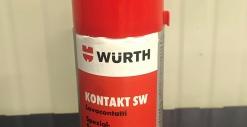 WURTH KONTAKT SW