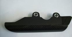 Protezione pompa freno posteriore carbonio