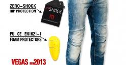 Jeans con protezione Mod. VEGAS