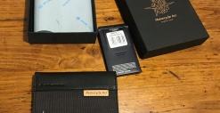 Piquadro Clip Pocket Organizer