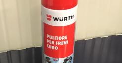WURTH PULITORE PER FRENI EURO