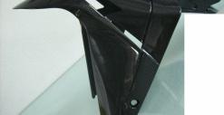 Spoiler Parafango anteriore in carbonio F4 B4 2013